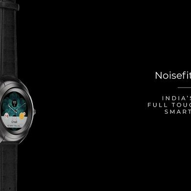NoiseFit Fusion hybrid smartwatch with mechanical hands launched in India for ₹6,999 (~$99)