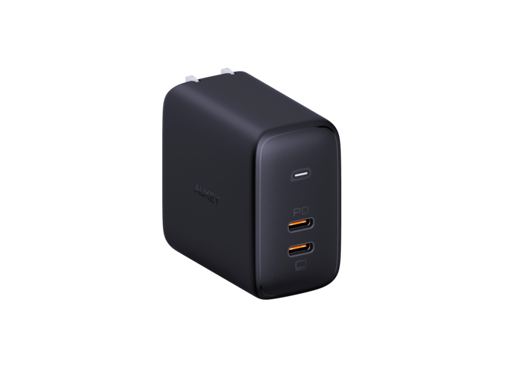 Aukey Omnia 100W Dual-port PD Wall Charger PA-B6