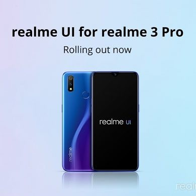 Download: Realme 3 Pro receives Android 10 update with Realme UI