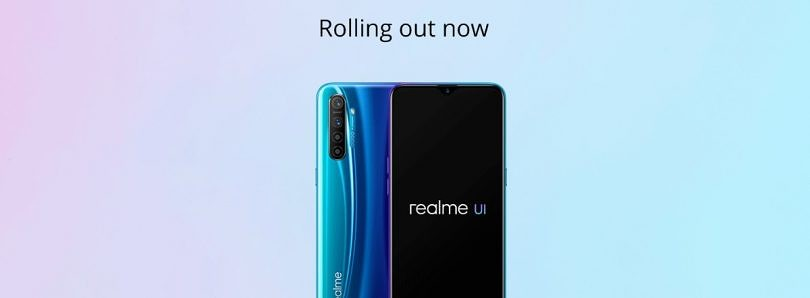 Realme rolls out Android 10 with Realme UI to the Realme XT