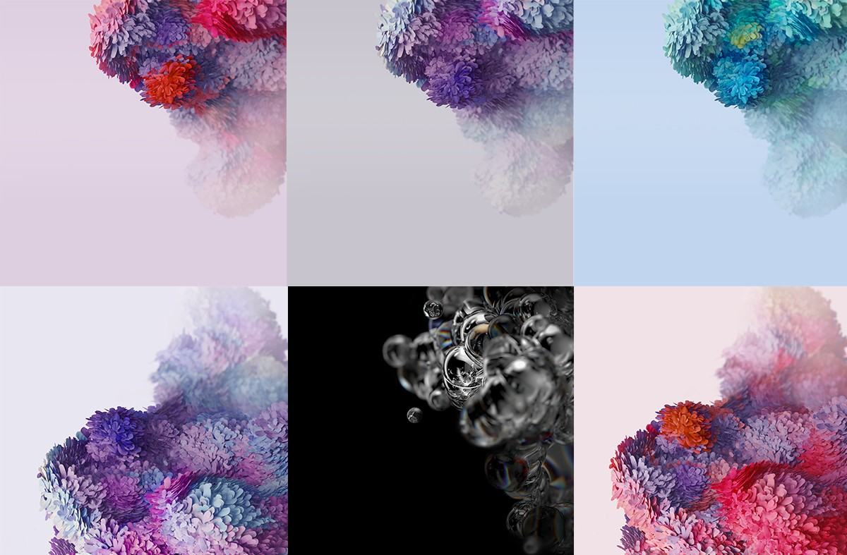 Exclusive Download Some Of The Samsung Galaxy S20 Wallpapers
