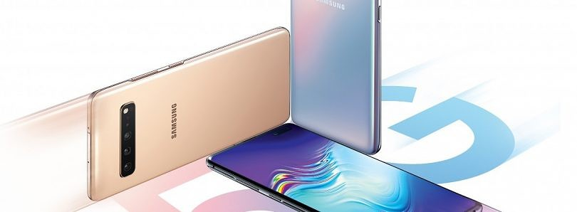 Samsung shipped 6.7 million 5G phones in 2019 and plans to launch a 5G Tab S6 soon