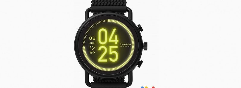 Skagen's Falster 3 smartwatch sports a trendy design, the Snapdragon Wear 3100, and 1GB RAM