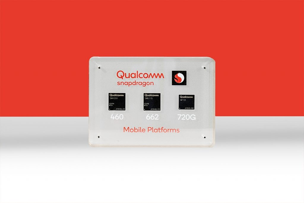 Qualcomm announces the Snapdragon 720G, 662, and 460 SoCs with support for India's NavIC