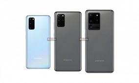 Samsung Galaxy S20 Ultra renders reveal 100x Space Zoom camera