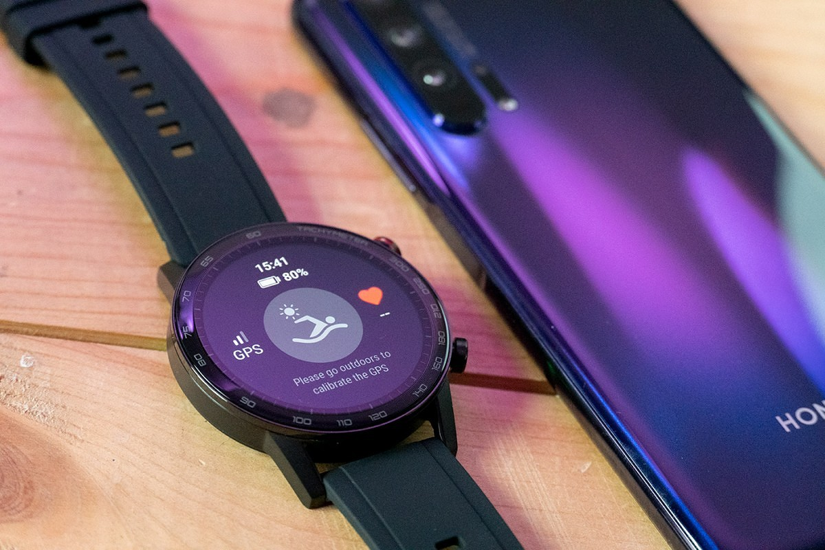 Unboxing and Hands-on with the HONOR MagicWatch 2