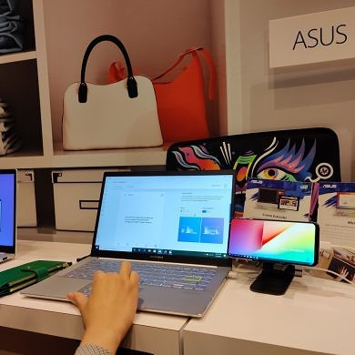 myASUS update will enable extending your PC screen to your Android smartphone