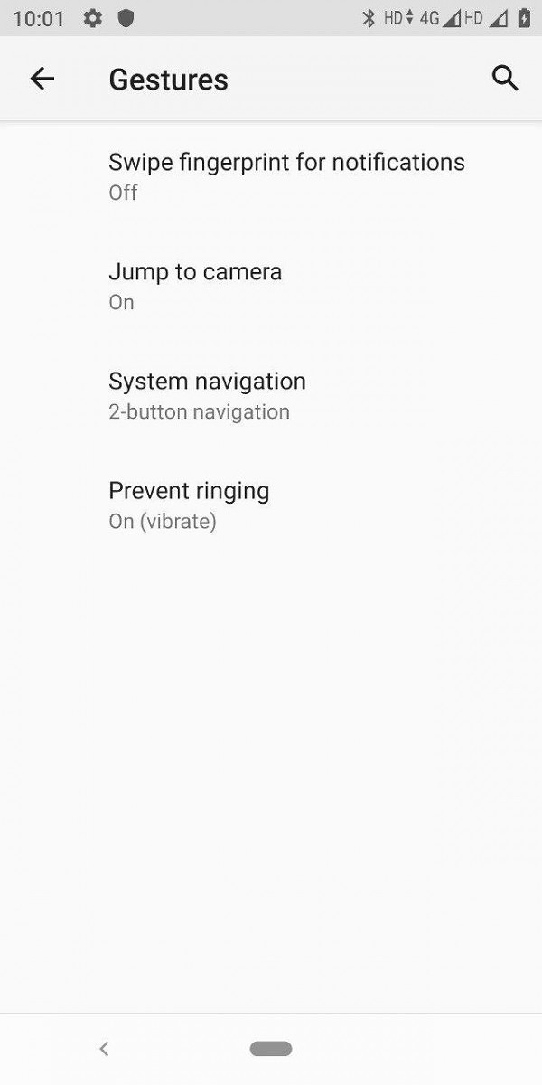 Mi A2 Android 10 update
