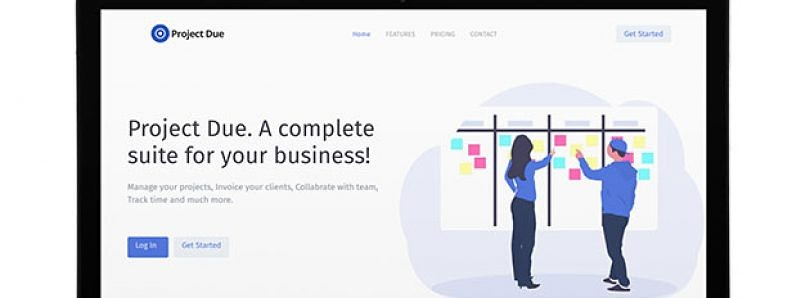 ProjectDue Provides All the Tools You Need for Running a Small Business