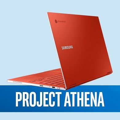 Intel expands its Project Athena program to include high-end Chromebooks