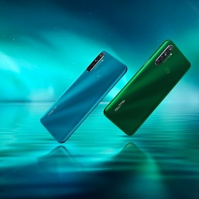 Realme 5i is a renewed Realme 5 with a new design but old specs