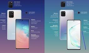 [Update 2: S10 Lite launched in India] Samsung officially announces the Galaxy S10 Lite and Galaxy Note 10 Lite