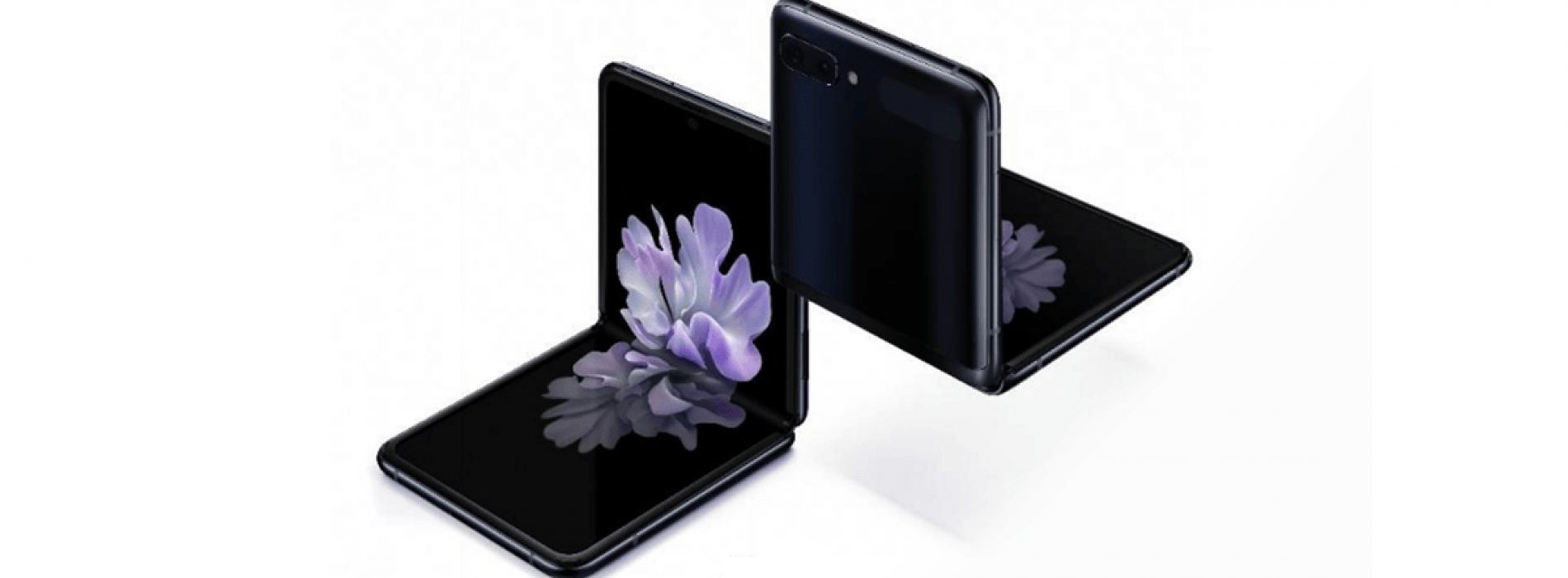 Samsung Galaxy Z Flip Spec And Render Leak Reveals Samsung S Clamshell Foldable Phone