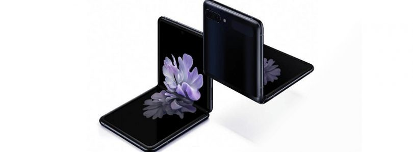 Samsung Galaxy Z Flip spec and render leak reveals Samsung's clamshell foldable phone