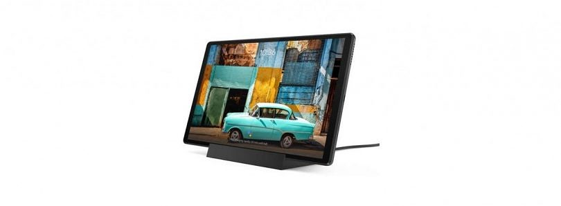 Lenovo's new Smart Tab M10 2nd Gen is an affordable 10-inch tablet that doubles as a smart display