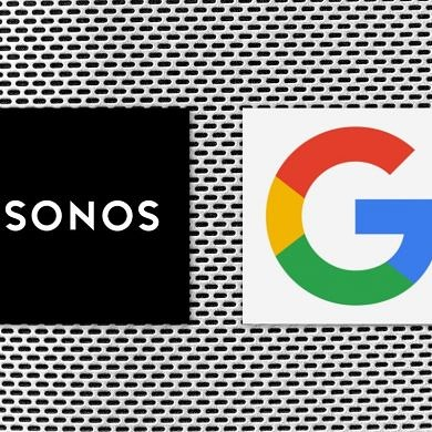 Sonos is suing Google for allegedly stealing patented speaker technology