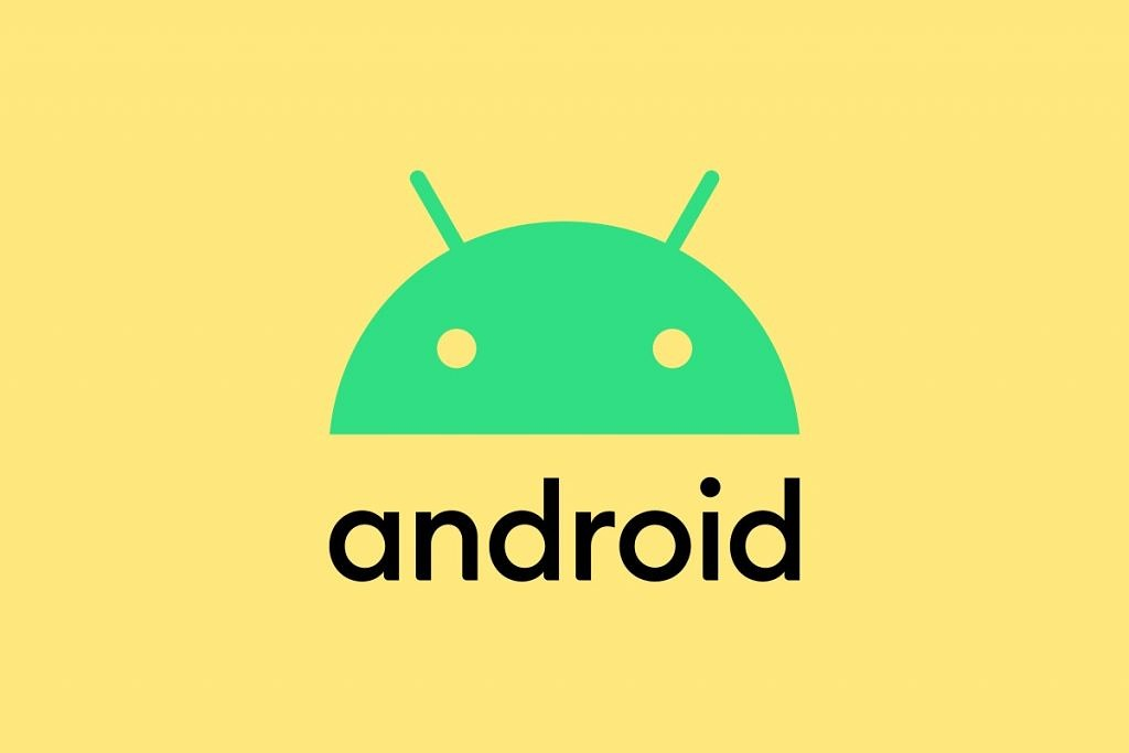 Android Logo for Software Update Download Links