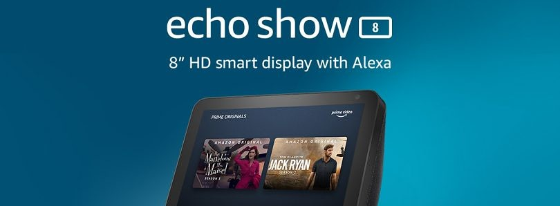 Amazon Echo Show 8 now available for pre-ordering in India