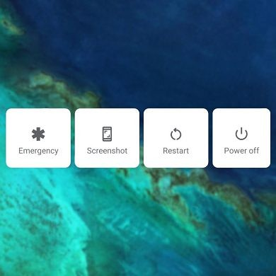 [Updated] Google may turn Android 11's Power Menu into a Control Center for home automation shortcuts