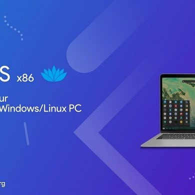 Bliss OS, a custom Android build for x86 PCs, gets updated with more fixes for Android 10