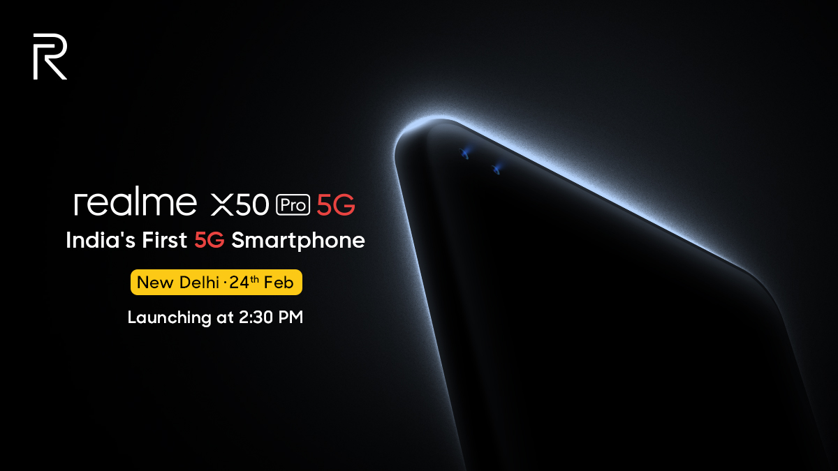 Realme X50 Pro 5G is launching in India with 90Hz display and more