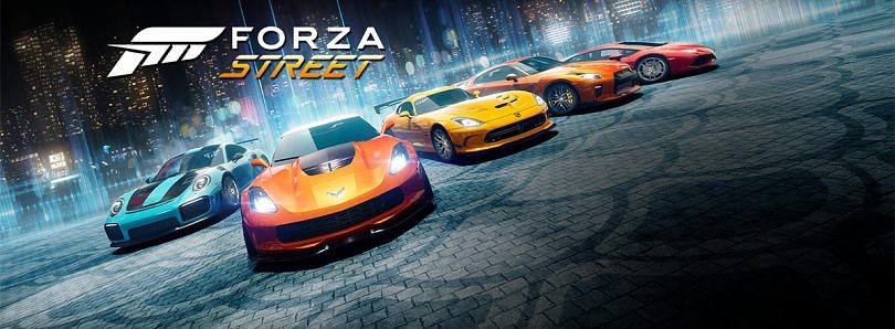 Microsoft will launch Forza Street on Android in the Samsung Galaxy Store this Spring