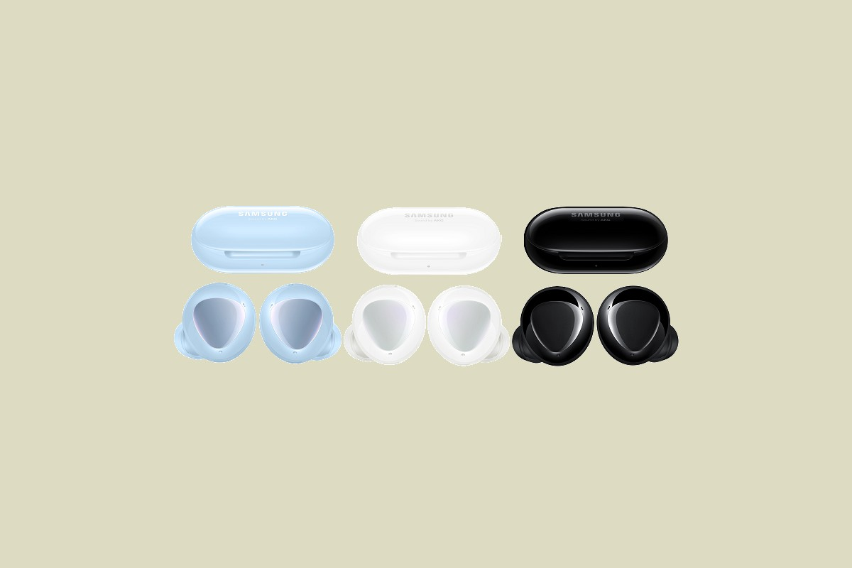Samsung says the Galaxy Buds+ multi-device feature only supports Galaxy phones with SmartThings installed