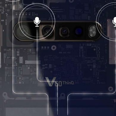 [Update: Front render] Leaked LG V60 promo images show quad rear cameras, 5000mAh battery, and headphone jack