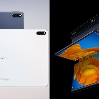 Huawei announces the foldable Mate XS and MatePad Pro 5G tablet for global markets