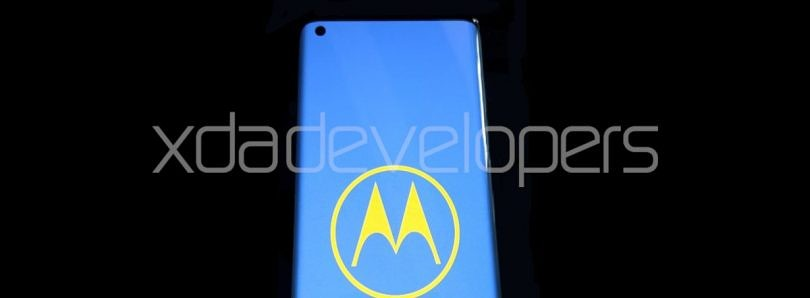 "Exclusive: This is Motorola's Next 5G Phone with a Curved ""Waterfall"" 90Hz Display"