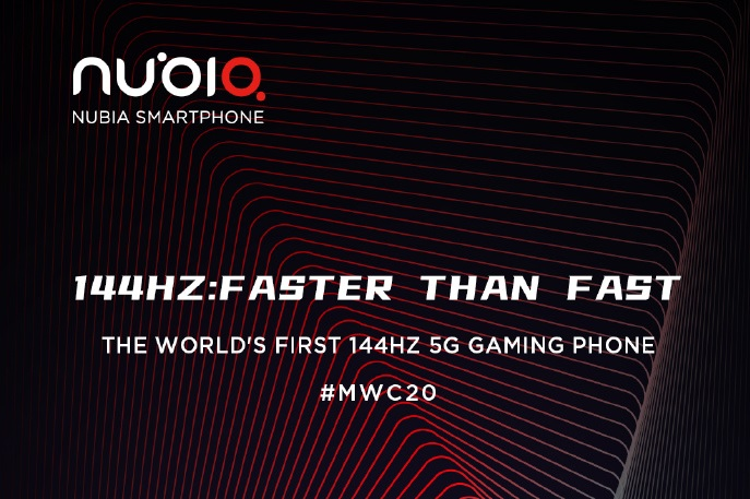 Nubia Red Magic 5G will launch with up to 16GB RAM