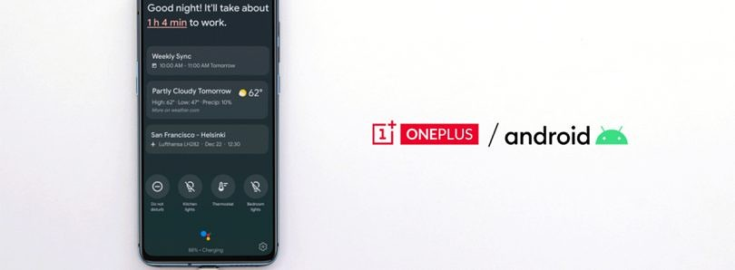 Google Assistant's Ambient Mode is rolling out to OnePlus phones