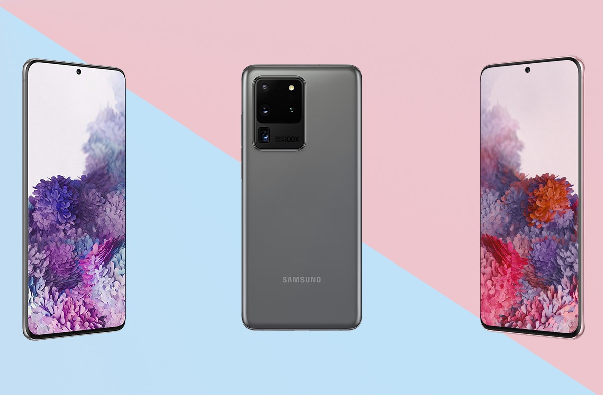 Samsung Galaxy S20 series launches with Space Zoom cameras, 120Hz displays, 5G, and more