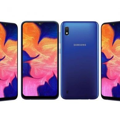 Samsung Galaxy A10 was the best selling Android phone of 2019