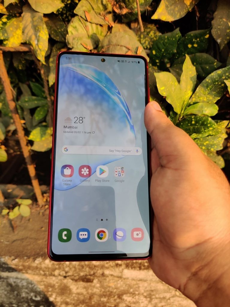 Samsung Galaxy Note 10 Lite Review Democratizing The S Pen