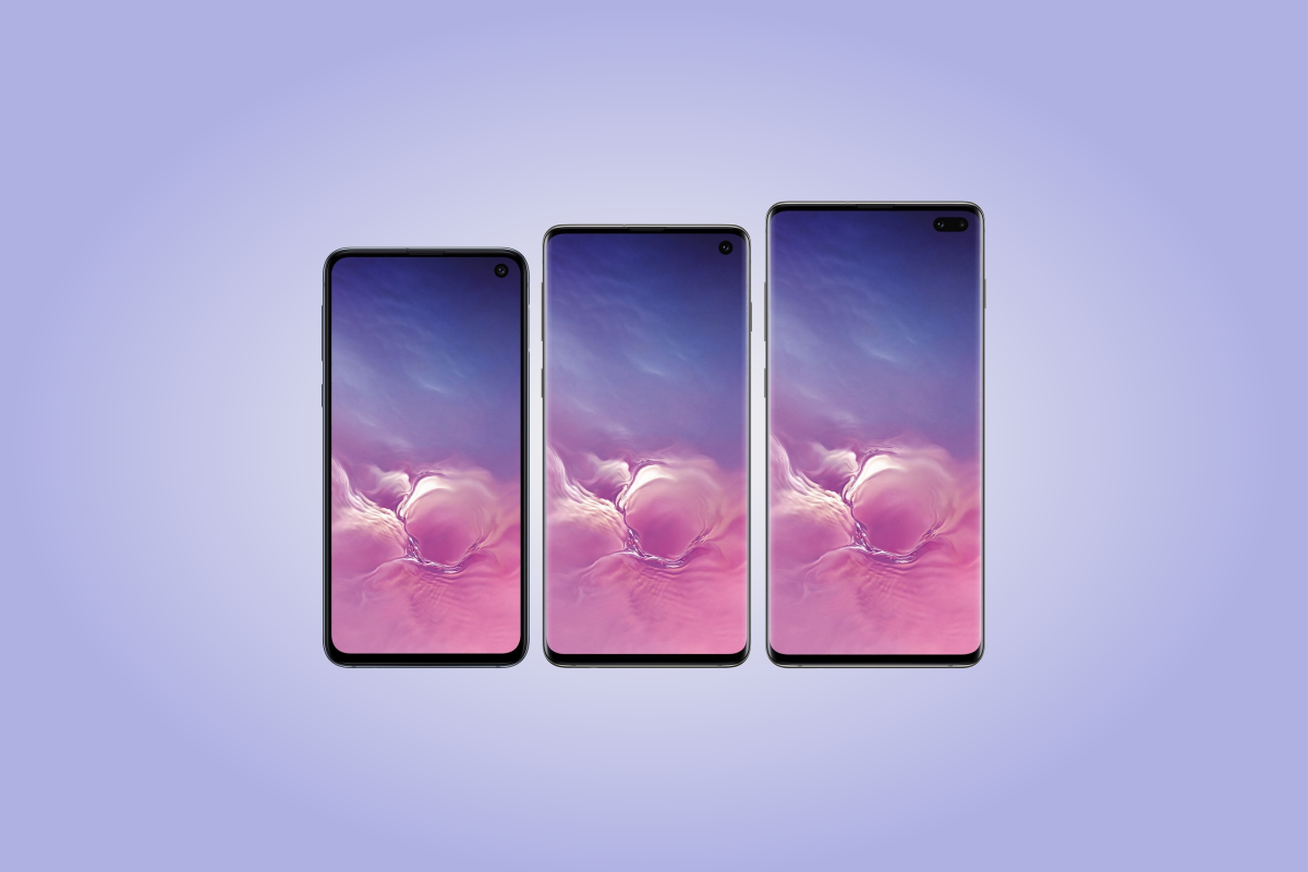 Samsung Galaxy S10 series in the US finally gets the camera