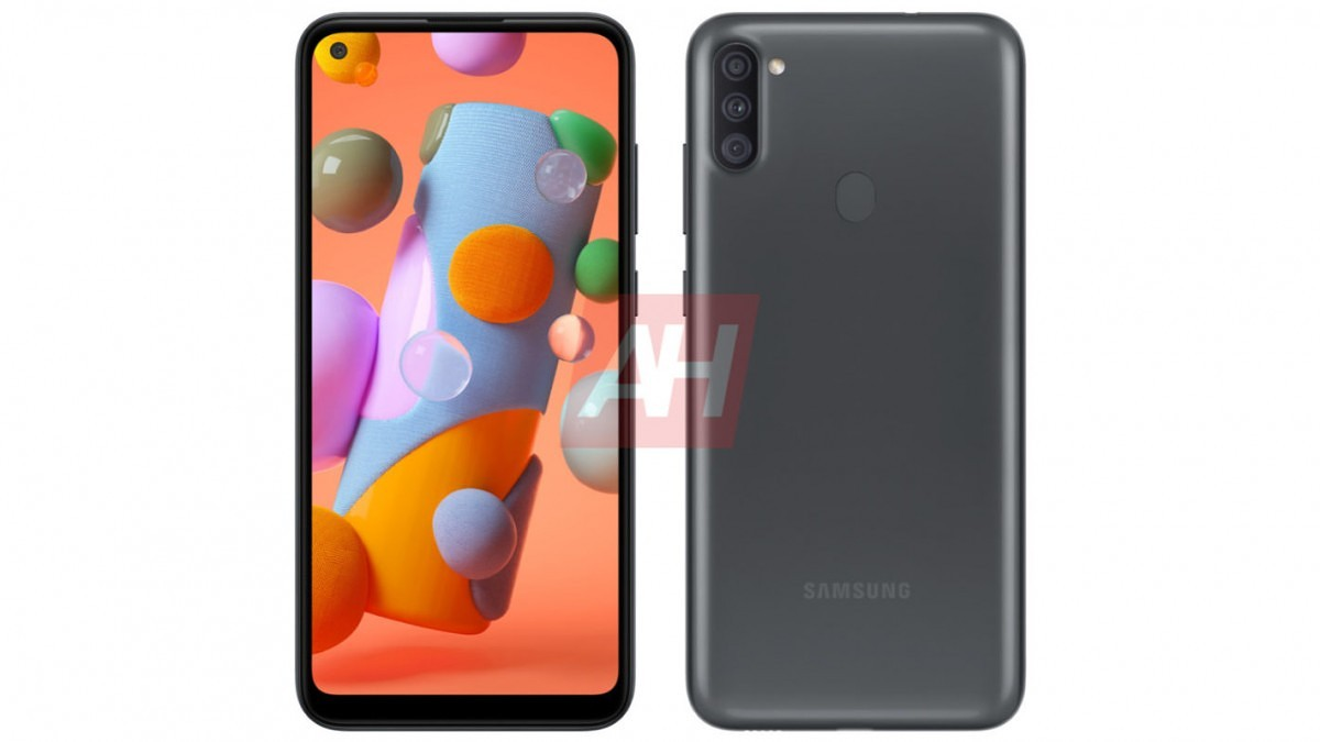 This Is The Samsung Galaxy A11 The Successor To The Best Selling Android Phone Of 2019