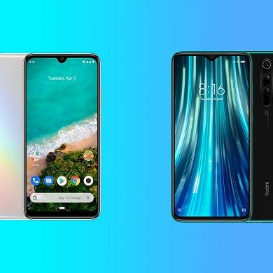 Download: Xiaomi Mi A3 and Redmi Note 8 Pro receive Android 10 updates