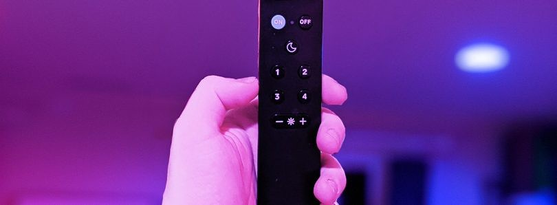 WiZmote Remote Control Review: The only reason Smart Lights are useful