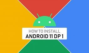 How to install the Android 11 Developer Preview on your Google Pixel smartphone