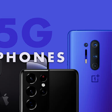 These are the best 5G phones you can buy right now in April 2021