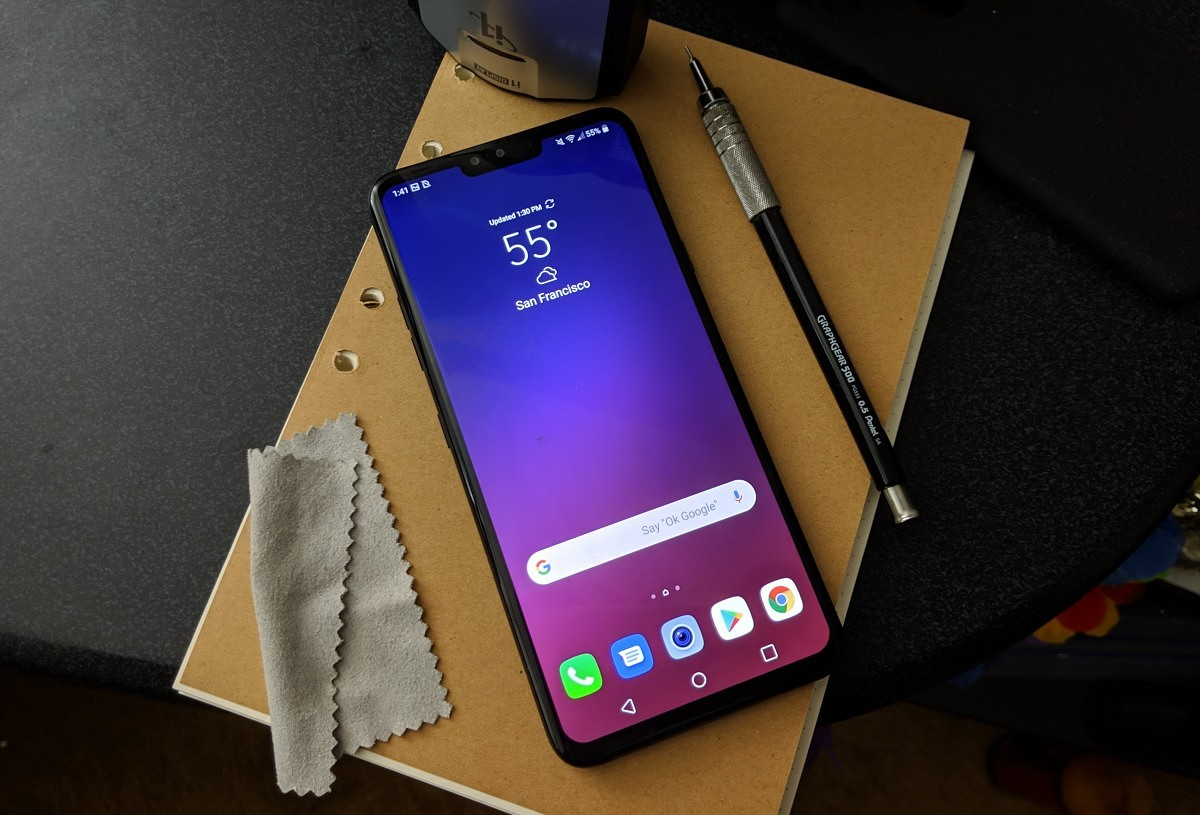 LG V40 ThinQ Display Review: The Underdog Has Finally Caught Up