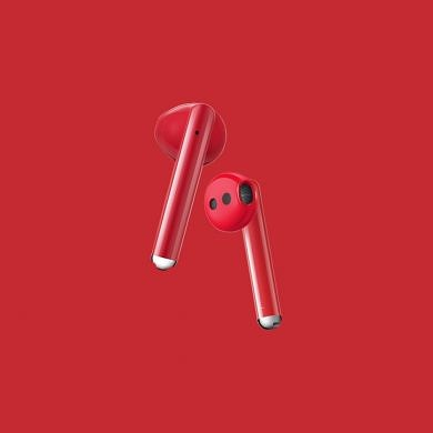 Huawei releases the FreeBuds 3 in new red colorway