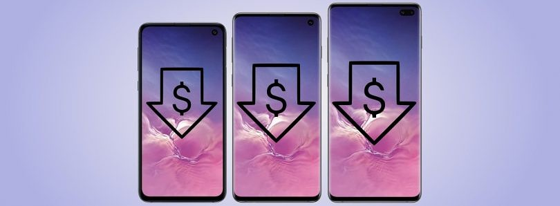 Samsung Galaxy S10 series gets a $150+ price drop after Galaxy S20 launch