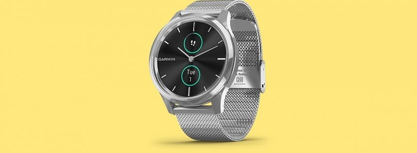 Garmin Vivomove series of hybrid smartwatches launched in India