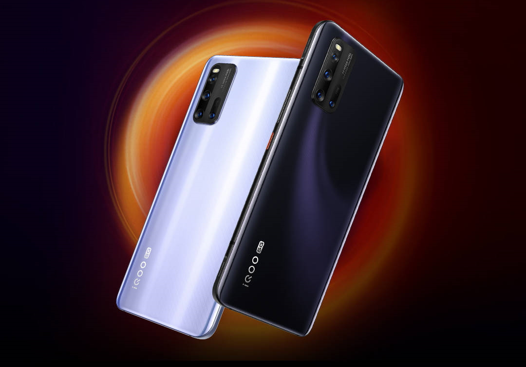 Image result for iQOO 3 5G Smartphone Launch in India