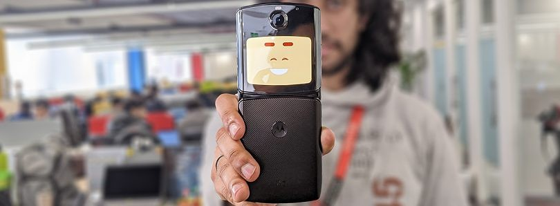 Hands-on With Motorola Razr in India: Reviving the Timeless Style Icon