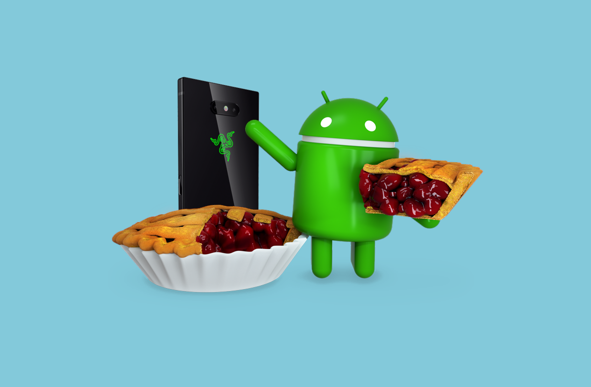Update 2: AT&T Rollout] The Razer Phone 2's Android Pie
