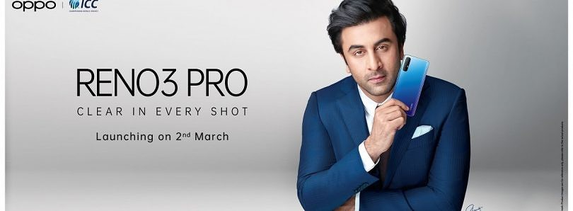 [Update: 2nd March] OPPO Reno3 Pro 4G variant with 44MP dual-front cameras will launch in India soon