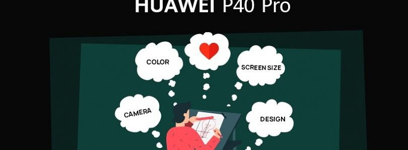 Imagine, Draw, Share and win a Huawei P40 Pro